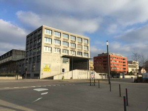 HypnoBirthing Geburtsvorbereitungskurs Kurs-Location Sicht vom Bahnhof Etzelmatt 1 Wettingen