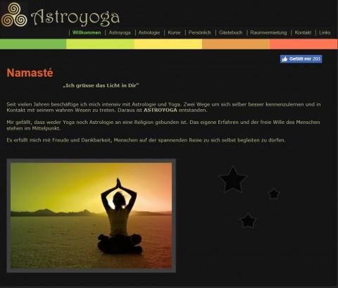 Astroyoga – Nadine Caceda | mein persönlicher Tipp